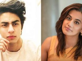 Taapsee Pannu reacts to Shah Rukh Khan's son Aryan's arrest in drugs case