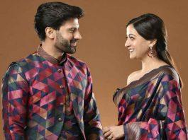 raima sen and nikhil jain shares their new looks
